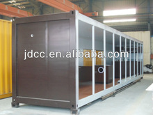 2012 New Sandwich Panel Steel structure Container House