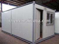 Prefabricated heat insulate Movable Modular Container office