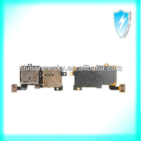 Hot Selling Mobile Phone SIM Card Slot Holder Flex Cable for Samsung Galaxy S3 i9300