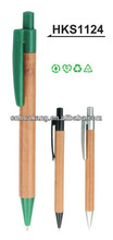 Recycle Bamboo ballpoint pen
