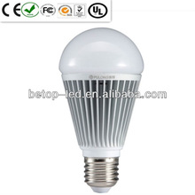 shenzhen betop a19 dimmable 12w E27 2700K low cost bulb