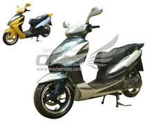 EEC Approved Hot Christmas Gift 125cc Gas Motor Scooter