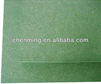 green moisture-proof mdf/hdf board