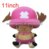 One Piece Anime Tony Tony Chopper Plush Toy, 11inch