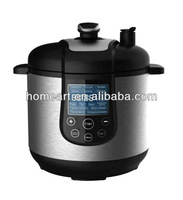 5L Electric pressure cooker with non-stick coating inner pot KY-312E