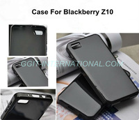 2015 New Arrival Mobile Phone Protector for Blackberry Z10 TPU Case
