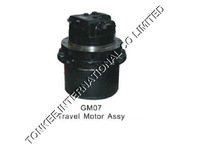 travel motor for excavator