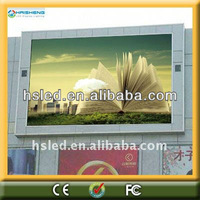 P16 full color outdoor electric led display advertising video billboard