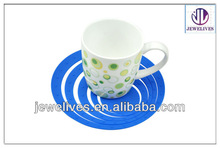 personalized commercial silicon placemat