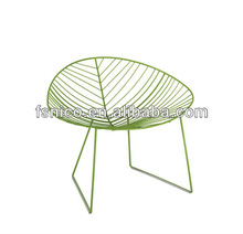 PU cushion wire mesh outdoor chair