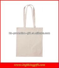 plain personalised cotton cheap tote bags cotton shopping bag promotional bag