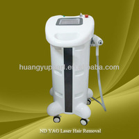Promotion!! Newest Long Pulse Nd Yag Laser machine for hair removal by salon use P001