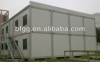 China low cost 20ft/40ft prefab container houses/prefab container homes for sale