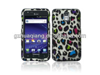 Leopard printing design covers phone case for samsung i727