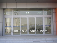 automatic sliding door mechanism/automatic sensor glass sliding door