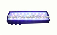 Dimmable RGB Bridgelux Aquarium Reef LED Light with 60/90 degree Optic Lens