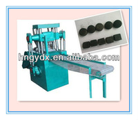 BBQ and Shisha Shisha charcoal briquetting machine with charcoal ,coal or carbon dust for BBQ with large capacity