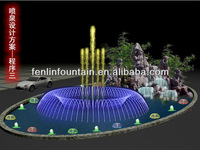 Classical Bluo Fairy water fountain
