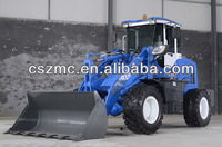 small shovel loader NEOL300 zl-28 wheel loader with hydraulic joystick remote control for export