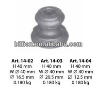 2013 factory cast iron bushes for staircase railings