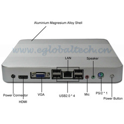 office network computing share cheap PC multi user share with usb port TV smart Windows 7 Box
