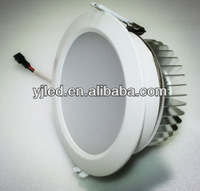 smd led ceiling downlight ultra slim 12w led round recessed down light