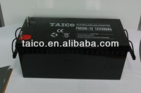 VRLA Storage Battery 12V 200AH UPS Battery