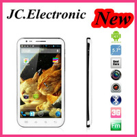 5.7 INCH MTK6589 Quad Core 8GB HDD Android 4.1 Unlocked Smartphone Inew i2000
