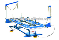 straightened bank of of chassis CRE-VI