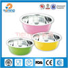 3pcs stainless steel food container,salad bowl,mixing bowl