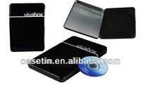 CD DVD VCD tin case box for packaging