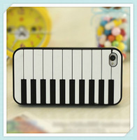 Piano cheap anti shock protective silicon case for iphone 5