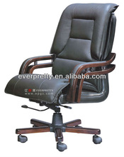 Guangzhou High back executive office chair,Luxy comfortable CEO chair
