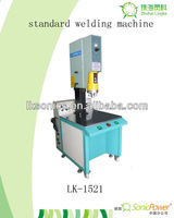 Ultrasonic sheet welding machine plastic