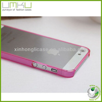 Ultra-thin Bumper mobile phone case for iphone5
