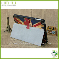 The Union Jack flag case for ipad mini with stand