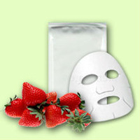 Calming soothing cooling (after micro needle, skin peeling, acne treatment, sun) ODM OEM biocellulose biofiber face facial mask