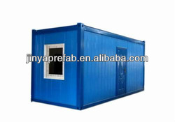 Low cost Prefabricated Toilet Module