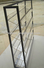 acrylic e-cigarette display rack for retailler or surpermarkets