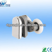 unique design hanging pulley Plastic Shower Door Roller Pulley