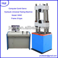 600 kn Computerized Universal Test Machine+measuring instrument