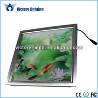 8W Oriental Mini LED Flat Panel Lighting