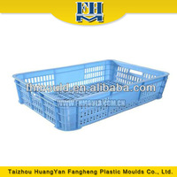Zhejiang Taizhou plastic crate mould bread crate mould bottle crate mold