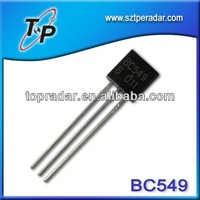 Chinese exporters agent BC549 npn epitaxial planar type (rf power transistor wholesale market