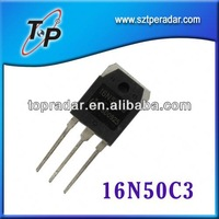 16N50C3 New utc transistor transistor Original electronic parts components Home appliance series
