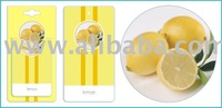 Lemon Car Home Paper Hanging Air Freshener