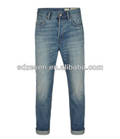 mens ripped bootcut jeans rubber tubes for jeans