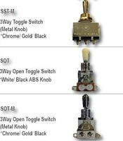 3way Open toggle switch