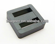 Small Ferrite E-Core Magnet