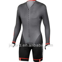Long mens cycling skin suit skate